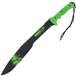 Black Legion Undead Machete