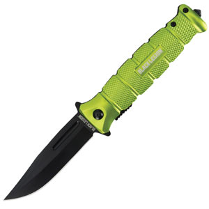Black Legion Green Folding Hunter