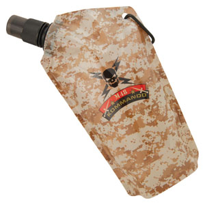 M48 Kommando Disposable Flask Set 3-Pack With Funn