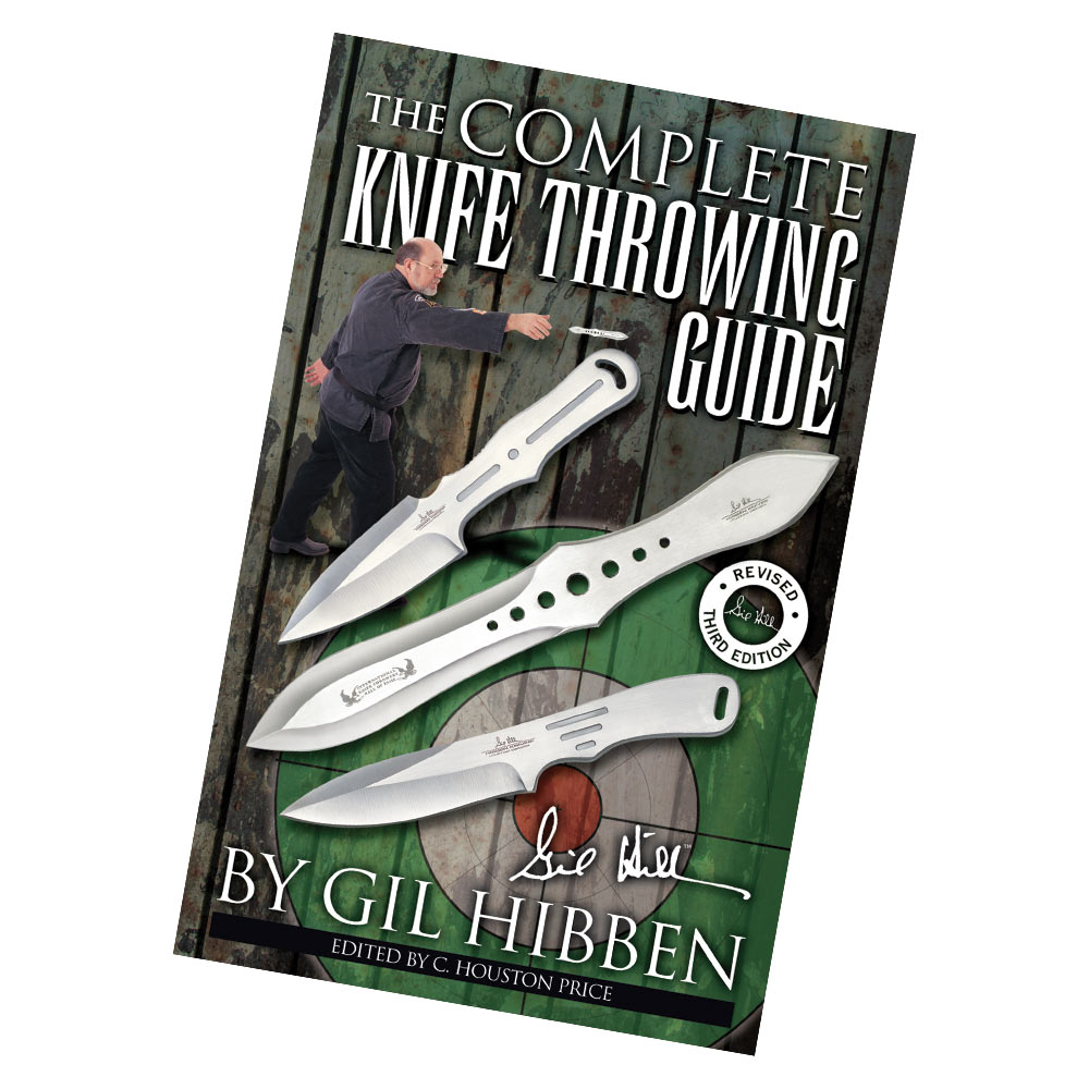Book the complete knife throwing guide gil hibben [5950882.