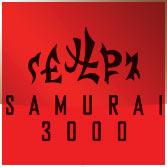 Samurai 3000 logo